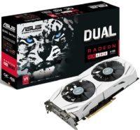 ASUS RX 480 DUAL 4GB