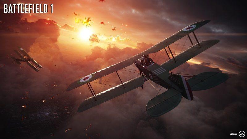 Battlefield 1 Trailer Shows Off Vehicular Combat