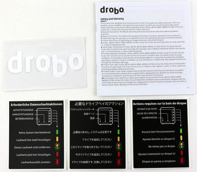 Drobo_5N-Photo-accessories 1