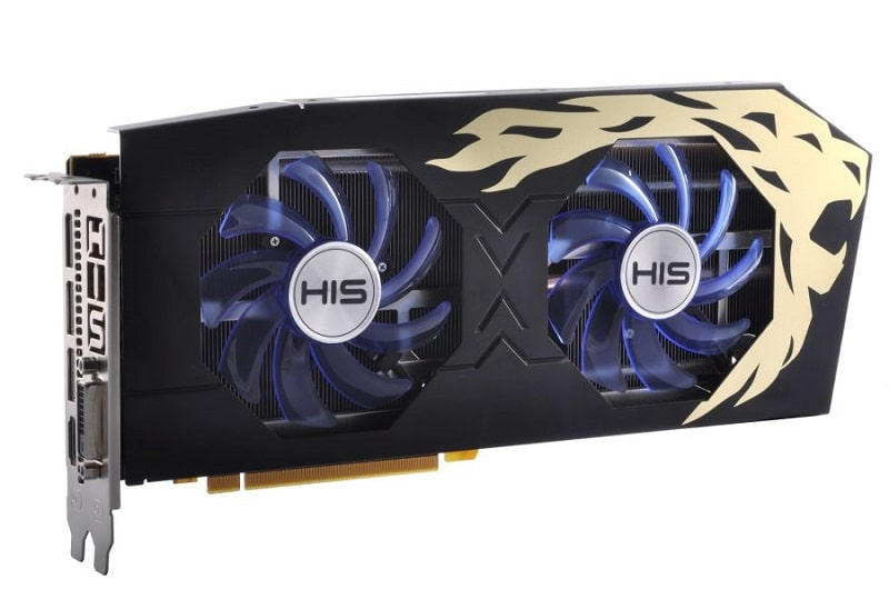 HIS RX 480 IceQX2 Roaring 2