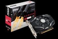 MSI AMD Radeon RX 460 OC