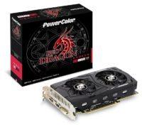 PowerColor AMD Radeon RX 460 Red Dragon