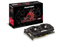 PowerColor AMD Radeon RX 470 Red Dragon