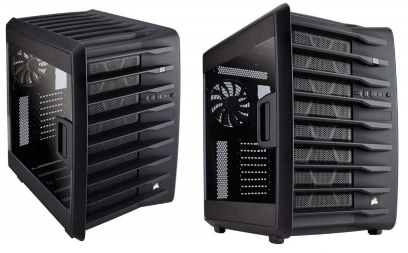 Corsair Carbide Air 740 Cube Chassis Review