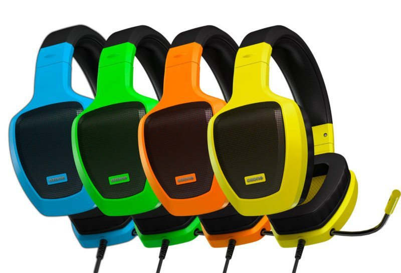 OZONE Reveal Their Rage Z50 Series Of Gaming Headsets