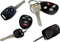 electronic car keys