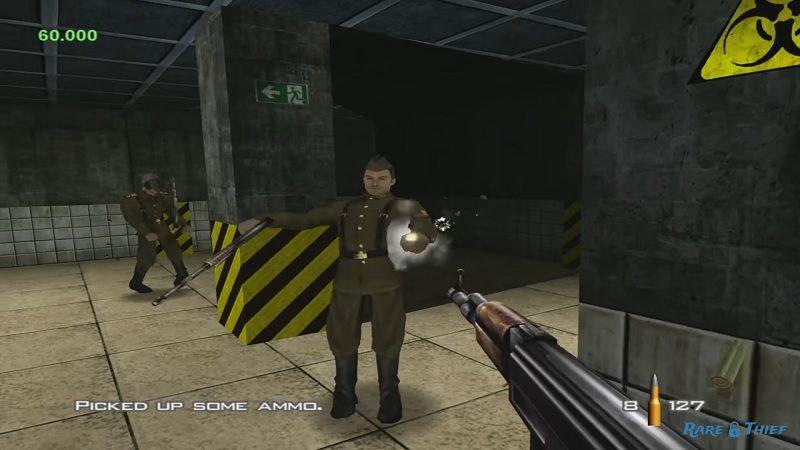 GoldenEye 007 HD Footage Leaks