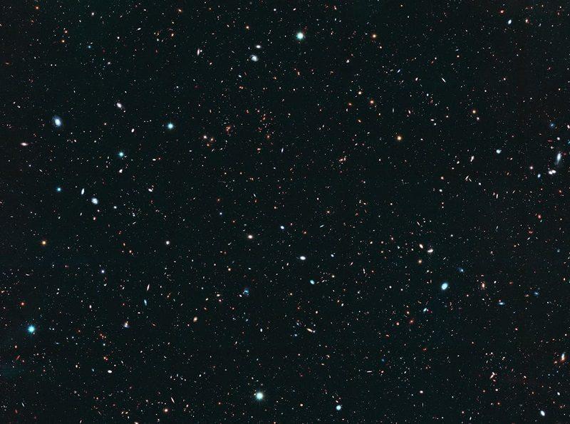 hubble telescope distant galaxy 1