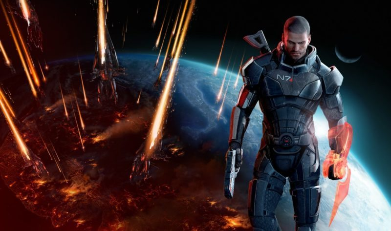 Mass Effect Trilogy to be Remastered?