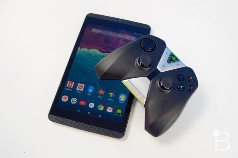 New NVIDIA Shield Tablet Cancelled