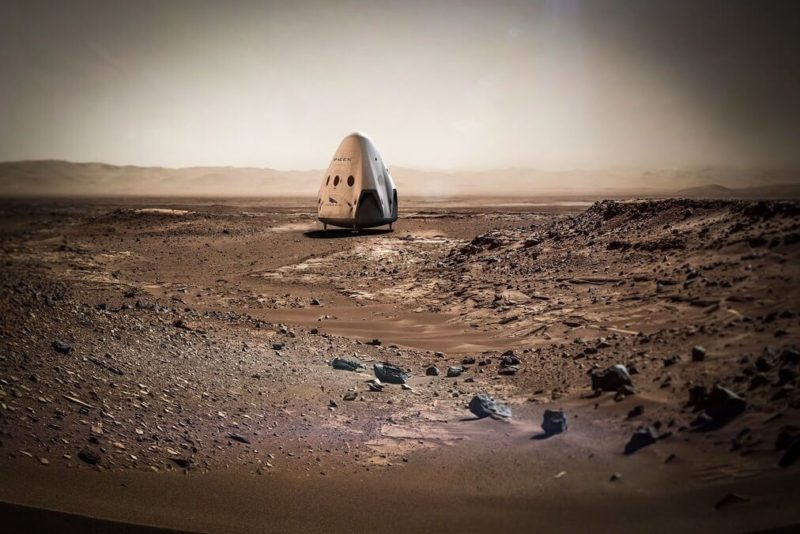 SpaceX's Mars Transport May Go Further According to Elon Musk