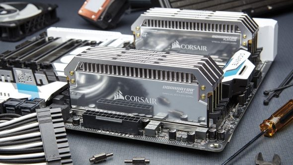 Corsair Reveal Dominator Platinum Special Edition DDR4 Memory