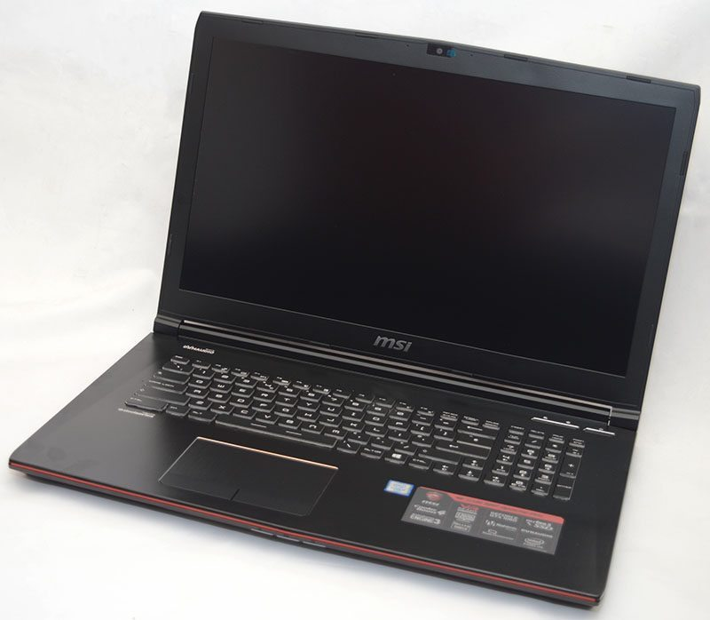 MSI GE72VR 6RF Apache Pro GTX 1060