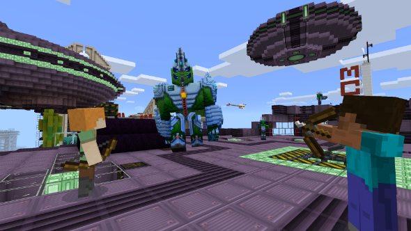 Minecraft Boss Add On