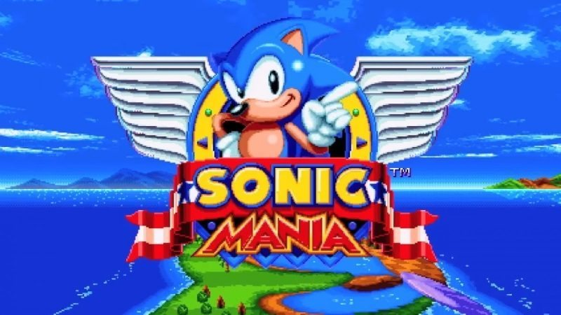 Seven Minutes of Sonic Mania Shown off at PAX West