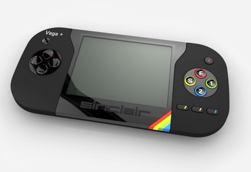 Sinclair ZX Spectrum Vega+ Handheld Revealed
