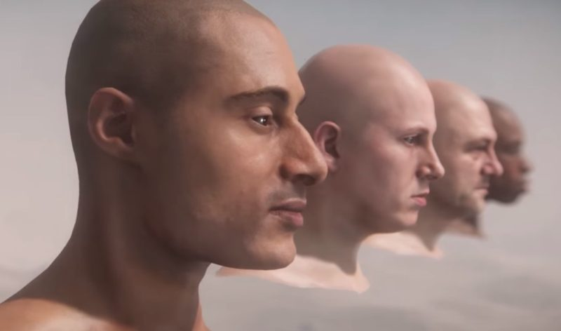 Star Citizen Flexes Rendering Engine with Next-Gen Faces