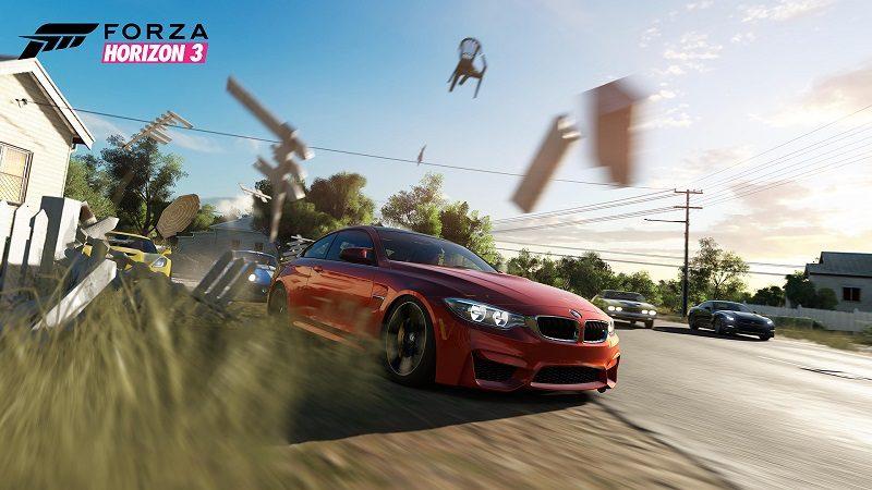 Forza Horizon 3 Gets Demo on PC