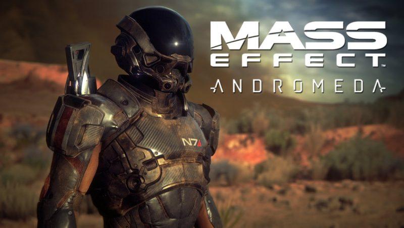 Mass Effect: Andromeda Gets 4K Gameplay Trailer