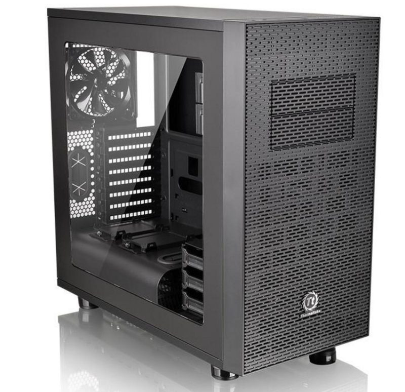 Thermaltake Core X31 Mid Tower Chassis Review