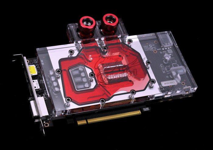 Full-Coverage GTX 1050 Ti and GTX 1050 Bykski Water Blocks Released
