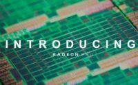 AMD Radeon Pro 400
