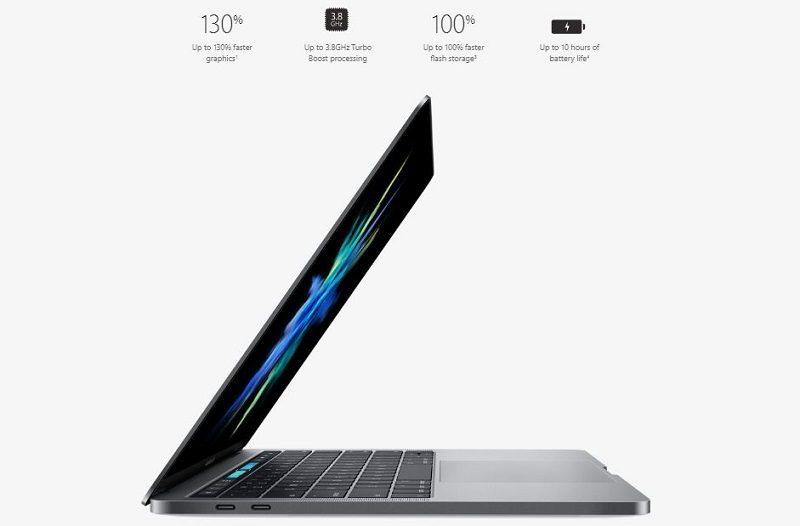 Apple MacBook Pro 2016 1