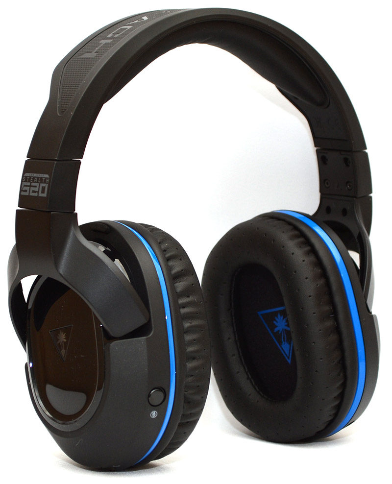 Turtle Beach Stealth 520 PlayStation Wireless Gaming Headset Review