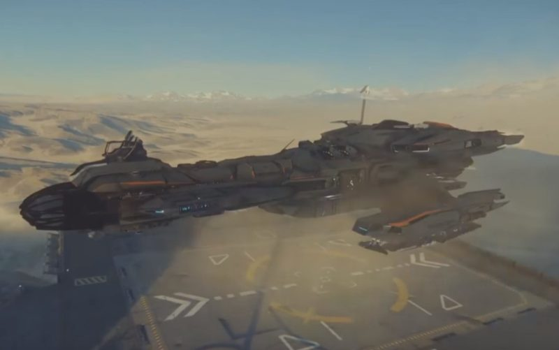 Incredible New Star Citizen Gameplay Shown at Citizencon