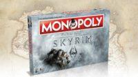 Skyrim Monopoly 3DLidwrap