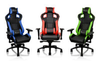 Tt eSPORTS GT FIT series professional gaming chairs