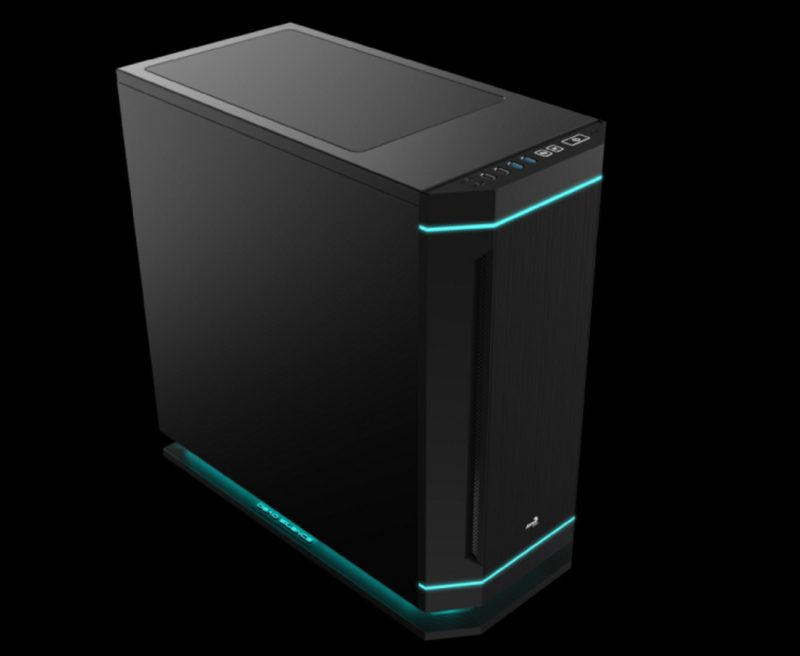Aerocool DS230 Mid-Tower Chassis Review