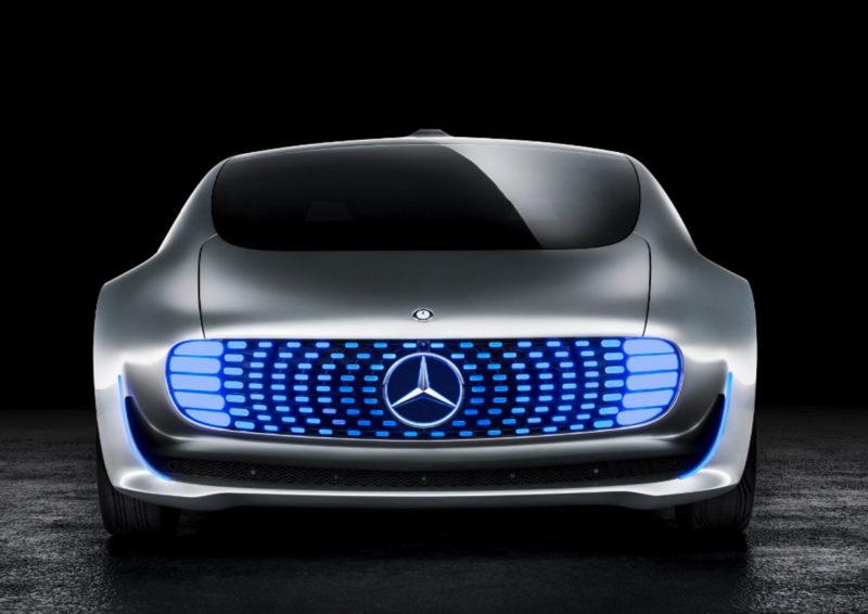 Mercedes Self-Driving Cars to Protect Driver over Pedestrians