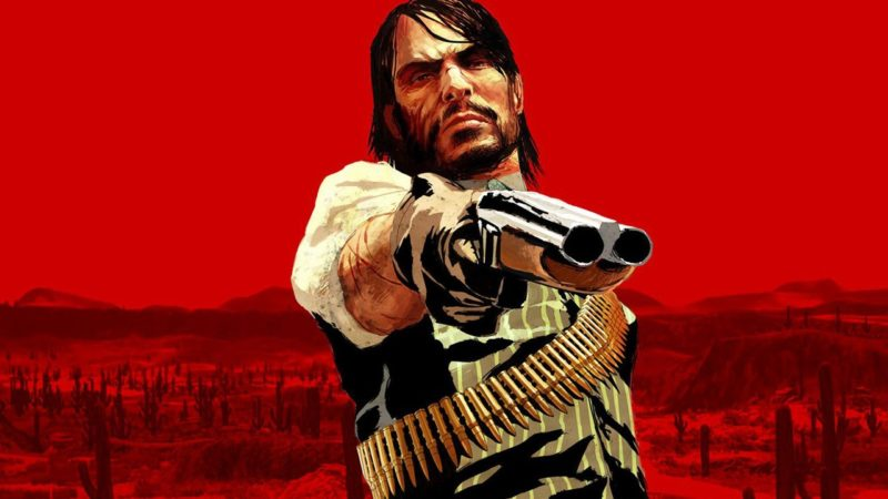 Rockstar Reveals Big Red Dead Redemption 2 Tease