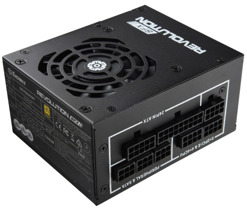 Enermax Revolution SFX Power Supplies Revealed