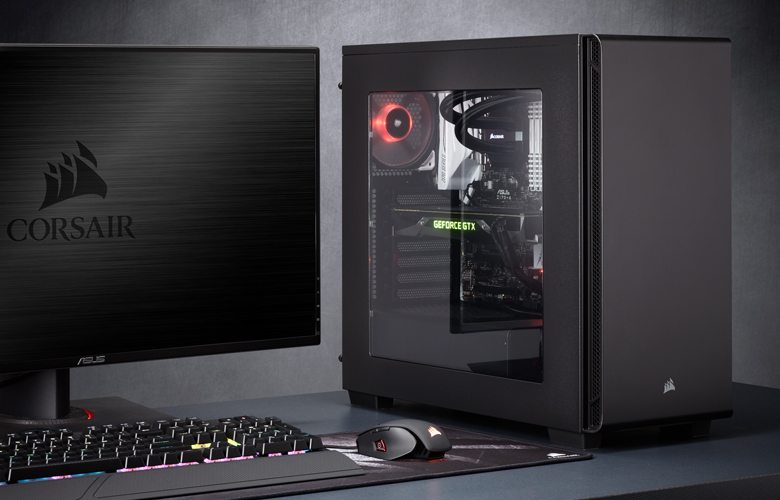 Corsair Carbide 270R Mid-Tower Chassis Review