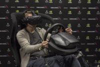 HTC Vive Racing 1