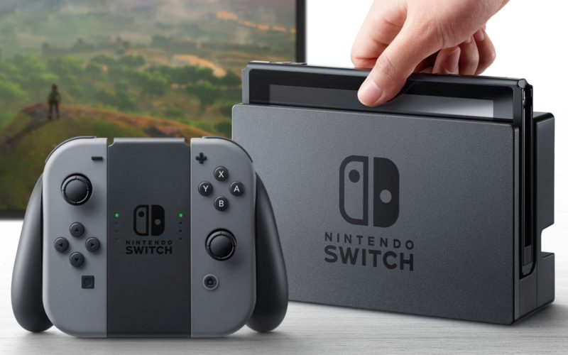 Unreal Engine 4.15 Build adds Support for Nintendo Switch