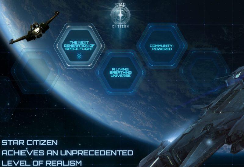 Star Citizen Development