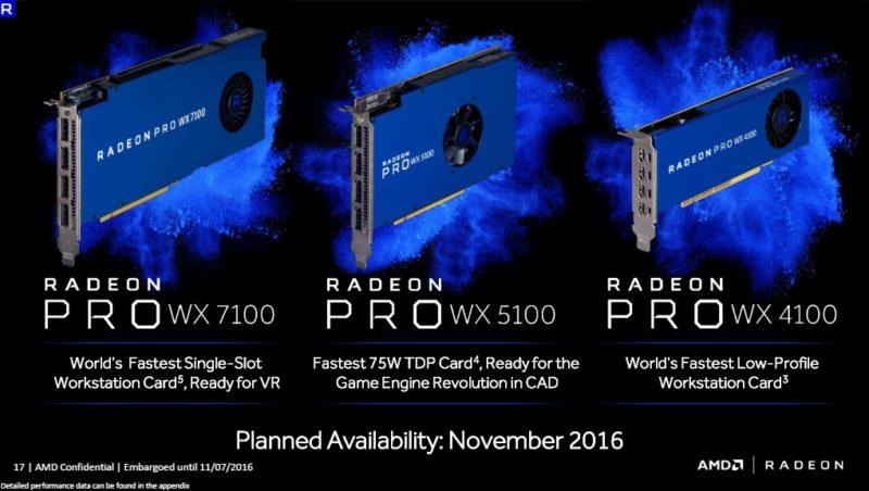 AMD Unveils Radeon Pro Enterprise Driver