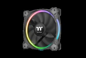Thermaltake Riing LED RGB Radiator Fan TT Premium Edition 1