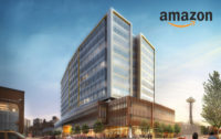 Amazon Employee Jumps in a Suicide Attempt