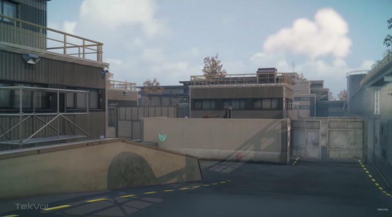 Counter-Strike dust2 Map Recreated in CryEngine Looks Incredible