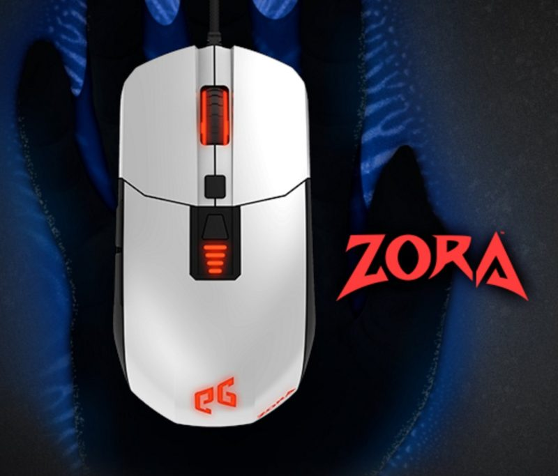 EpicGear ZorA Optical Gaming Mouse Review