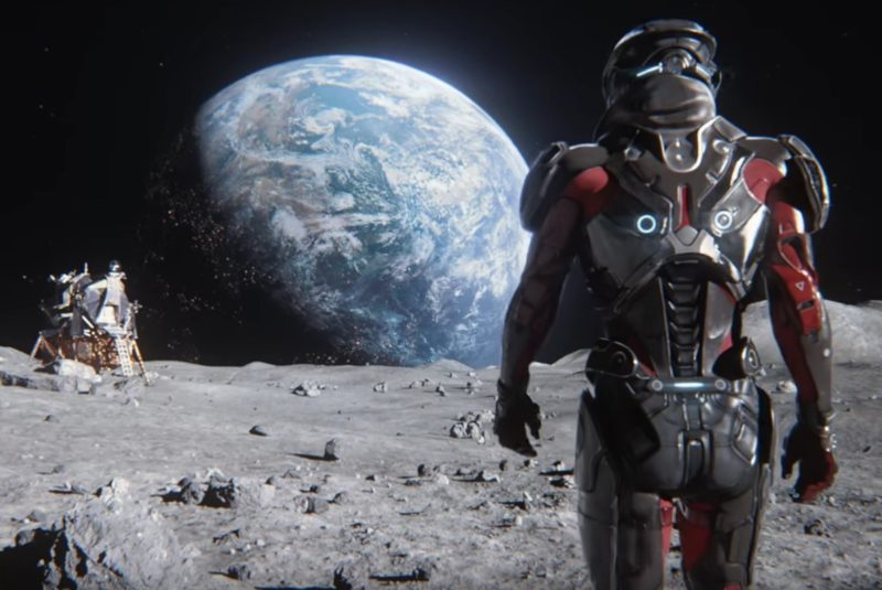 Mass Effect Developers - Frostbite to Blame for Andromeda Woes