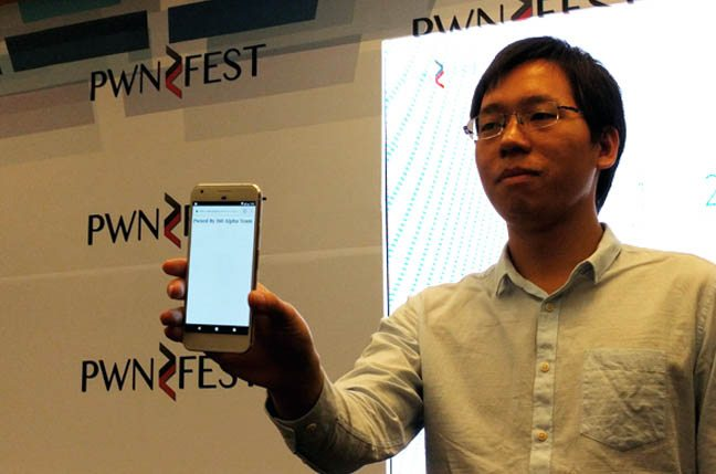 60-Second Google Pixel Hack Wins $120k Prize