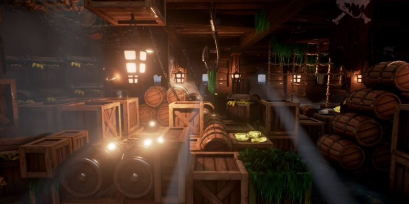 What Donkey Kong Country 2 Would Look Like in Unreal Engine 4