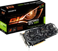 Gigabyte Unveils GTX 1080 Rock Edition Graphics Card
