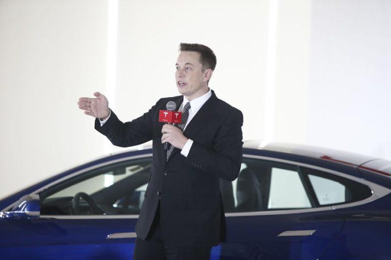 Tesla's Autopilot Elon Musk