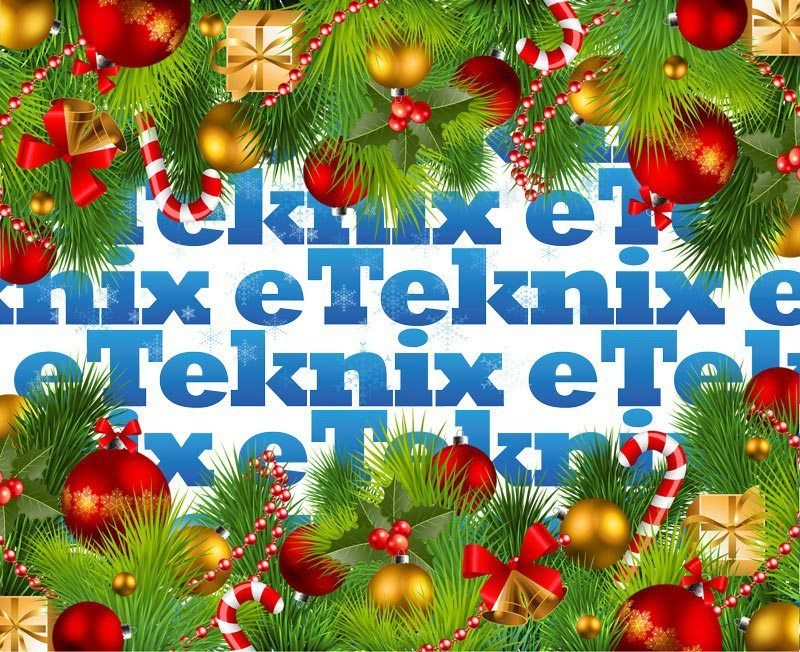 Happy New Year from eTeknix